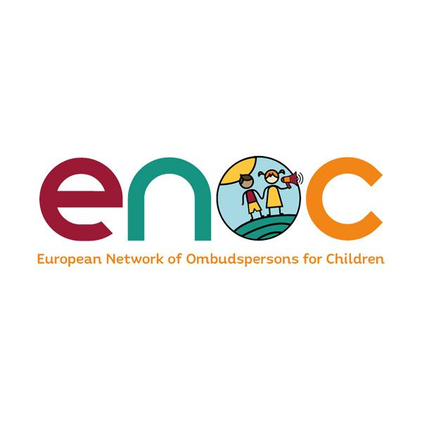 ENOC logo, European Network of Ombudspersons for Children
